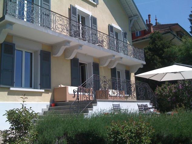 Lausanne immobilier part for Mobilier lausanne